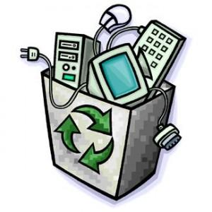 Corporate E-Waste Pickup Service